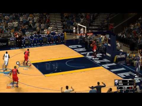 NBA 2K13, Vídeo Análisis