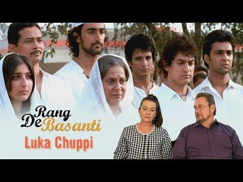 Luka Chuppi (Rang De Basanti) - Reaction and Review