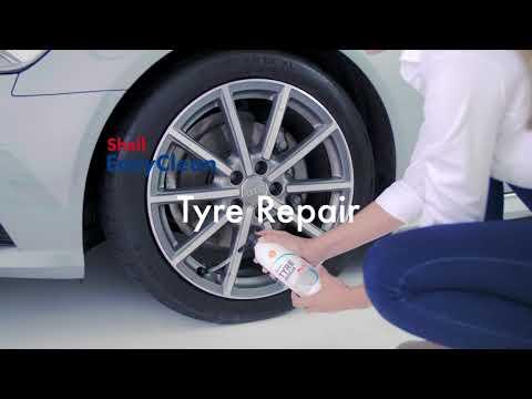 15. Shell Car Care video Kemetyl: Tyre Repair