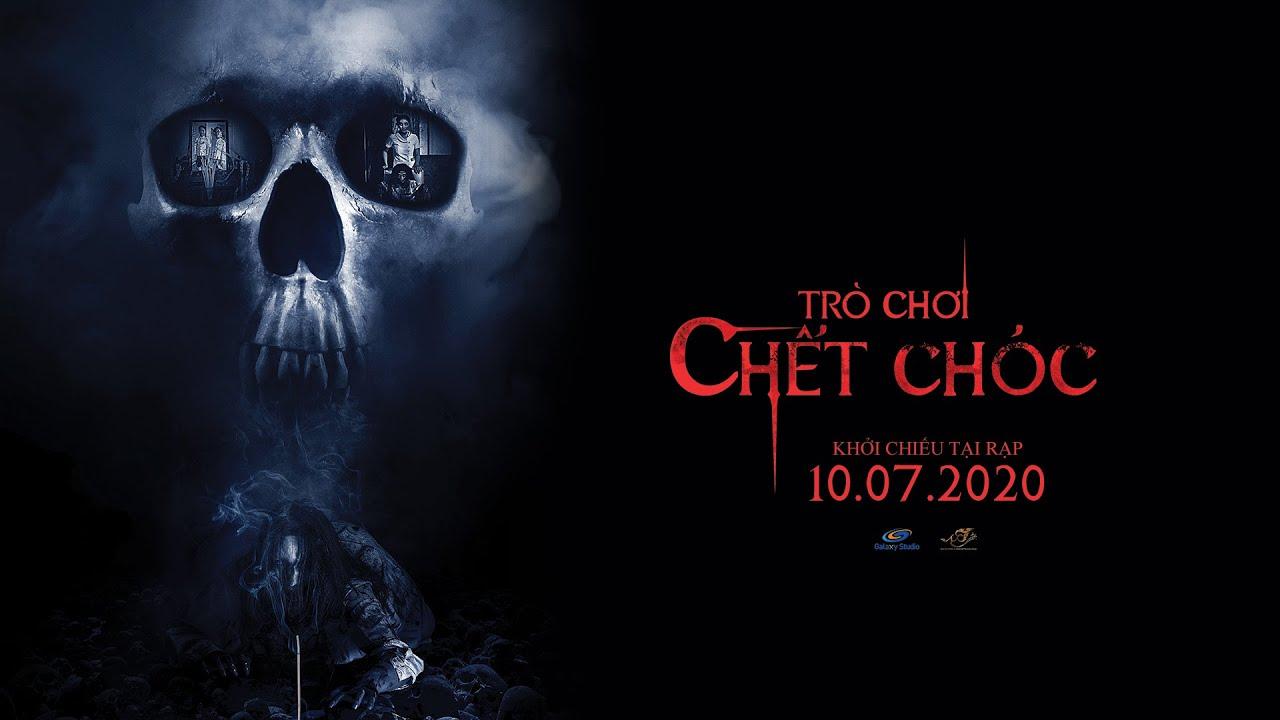 TRÒ CHƠI CHẾT CHÓC (CHECK IN SHOCK) | OFFICIAL TRAILER | KHỞI CHIẾU 10.07.2020