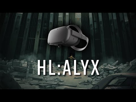 What you're missing in HALF-LIFE: ALYX - with ProperD on OCULUS QUEST! [NO STORY SPOILERS]