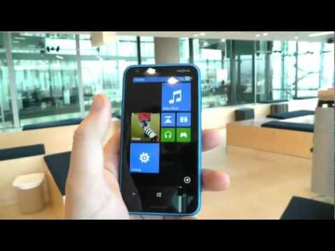 Nokia Lumia 620 [Windows Phone 8][Hands-on][HD]