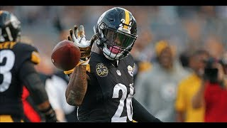 LeVeon Bell vs Ravens (SNF Week 14) - 125 Yards + 3 TDs! | 2017-18 NFL Highlights HD