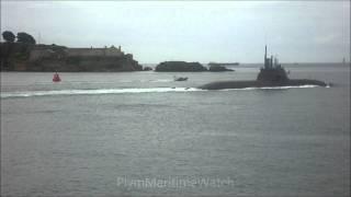 Deutsche Marine Submarine U34