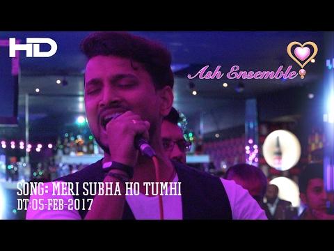 RahulSali - Meri Subha Ho Tumhi - Karaoke 05-Feb-2017