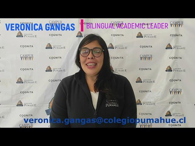 Bilingual Academic Leader y Jefa de Departamento de Inglés se presentan a la comunidad