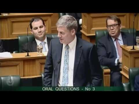 13.10.16 - Question 3 - Phil Twyford to the Minister responsible for HNZC