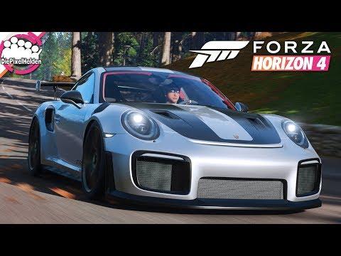 FORZA HORIZON 4 #10 - Die schnellste Autovermietung der Welt - Let's Play Forza Horizon 4