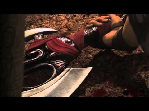 Небесный меч   Трейлер Heavenly Sword 2014 Мультфильм; США