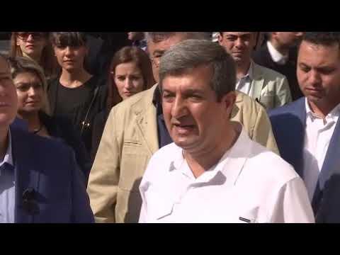 Av. Ömer Kavili'nin tutuklanması ve serbest bırakılması ile ilgili Basın Açıklaması
