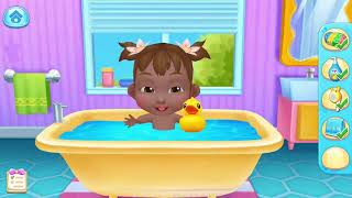 КРОШКА МАЛЫШ как БОСС молокосос #33 мультик для детей как игра  #ГАМИКС