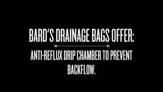 Bard Medical Closed System Urinary Drainage Bag - At Home Medical