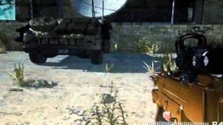 Call Of Duty Mw3 : Fusionar Armas y congelar Ps3 Truco(Parcheado)