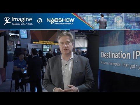 Imagine@NAB2017: Highlights from the Show Floor