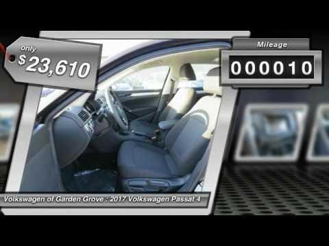 2017 Volkswagen Passat Garden Grove CA HC021138 YouTube