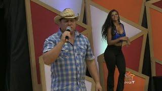 Valdir Alves no Festa Popular