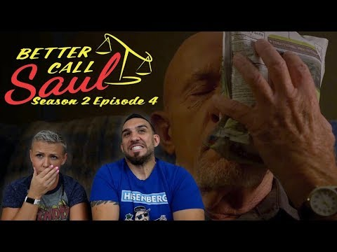 Better Call Saul Season 2 Episode 4 'Gloves Off' REACTION