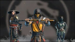 Mortal Kombat Mobile (Kombat Kast Trailer)