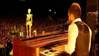The Killers -When you were young/Exiltude Live Medley (T in the Park 2007)