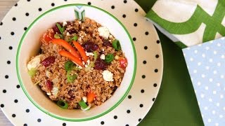 Eat Cheap: Indianized Bulgur Salad