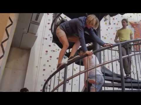 German Bouldering Team trainings 2009-2014, pt 1/4