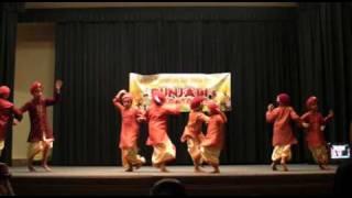 Aaj Din Khushian Da Sajna, Punjabi Dhamaka 2010,San Diego