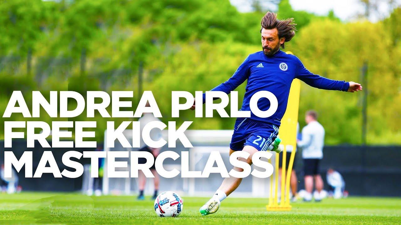 Ronaldinho vs Pirlo vs Beckham - TOP 10 Free Kicks Goals ...