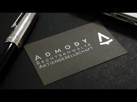 Admody Rechtsanwälte Aktiengesellschaft - Intro