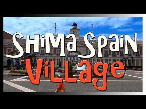 Shima Spain Village - Parque Espanha no Japão