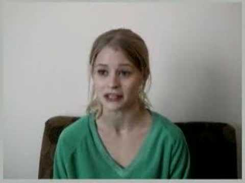 Emilie de Ravin  Audition tape for