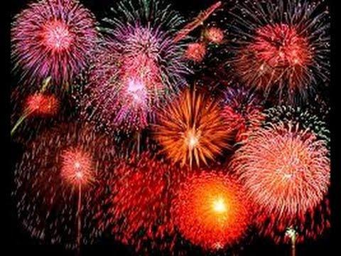 Sydney Australia Day Fireworks 2014