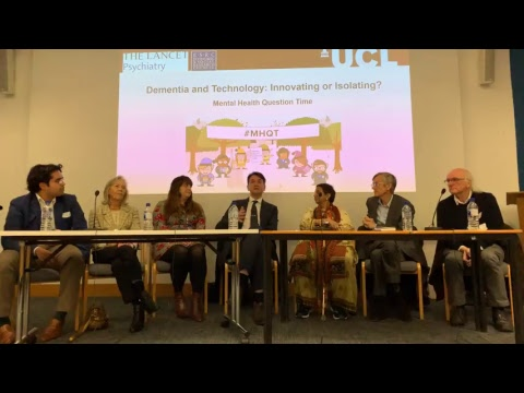Technology and Dementia #MHQT