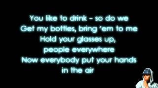 Chris brown - yeah 3x lyrics