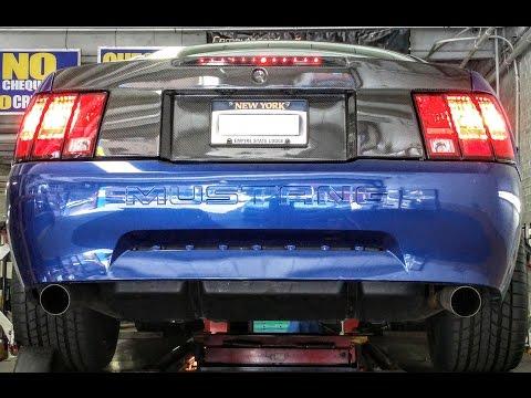 Full Download 2004 Mustang V6 Custom Exhaust
