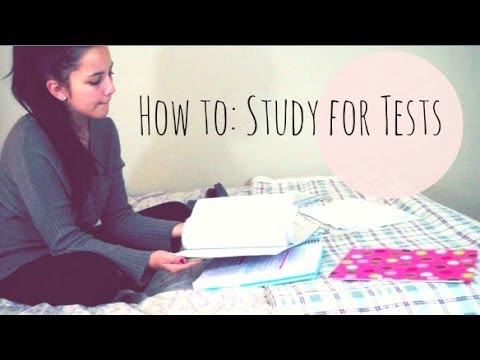 Download How to Get A's In College: My Successful Study Tips - lx3bellexoxo