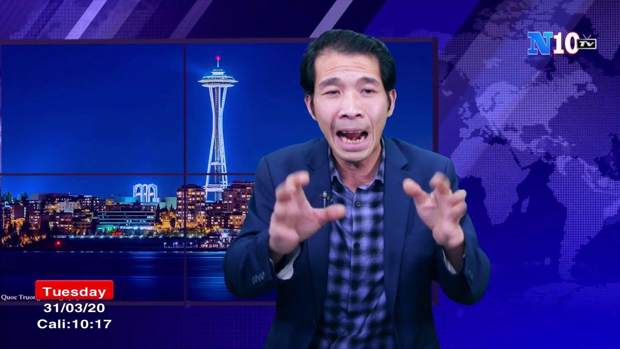 🔴01/04 Convid19: Mỹ Số Người Nhiễm Vẫn Tăng cao , Tại Sao Sài Gòn Vẫn Chưa Xét Nghiệm Như Hà Nội?