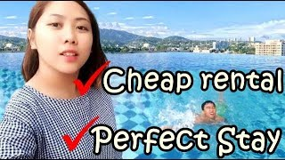 Gambar cover Cheap accomodation with infinity pool| Airbnb