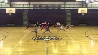 HFS Home Pom 16-17 Practice