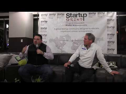 Startup Grind Dallas 1/29/2018 Featuring Chris MacFarland, CEO of Masergy