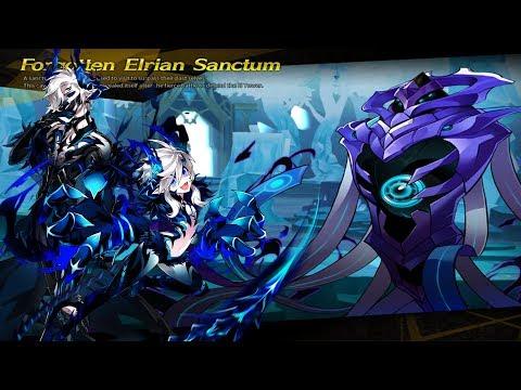 [Elsword] Diangelion 11-6 Dungeon Play (Forgotten Elrian Sanctum)