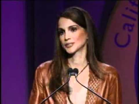 Queen Rania Speech The Women's Conference 2007