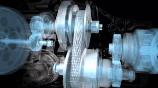 Subaru Lineartronic Continuously Variable Transmission (CVT)