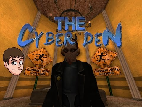 Running With Scissors Interview (Postal Series) - The Cyber Den