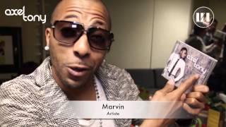"Marvin - Dédicace ""Je Te Ressemble"" AXEL TONY"