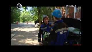 Москва 24 остроб, диггеры(Москва 24 подземные реки., 2013-06-23T19:06:58.000Z)