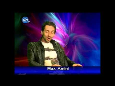 Foojan Zeine's Interview with Max Amini, Comedian
