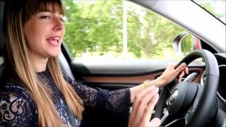 Alfa Romeo Stelvio rijtest door Automeisje bij AutoWinkel