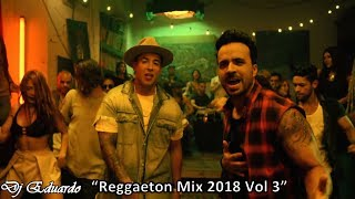 Download Video Reggaeton Mix 2018 Vol 3 HD Luis Fonsi, Daddy Yankee, Nicky Jam, Enrique Iglesias, Ozuna, J. Balvin MP3 3GP MP4
