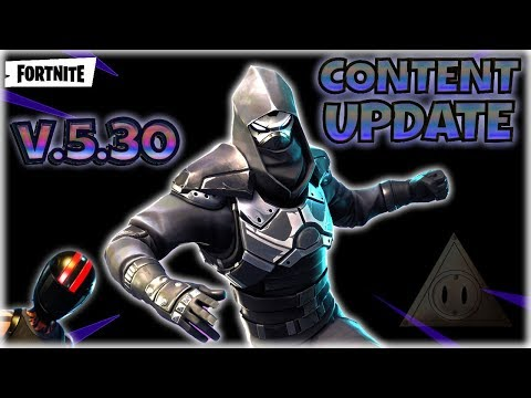 FORTNITE PvE : V.5.30 Content Update ~ Patch Notes - TWO NEW MYTHICS!