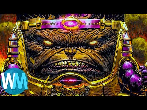 Top 10 Mad Scientists in Comic Books
